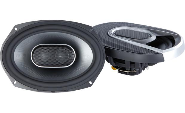 Polk Audio MM 692 Polk's ultra-marine rated speakers deliver premium audio for vehicle and boat use.