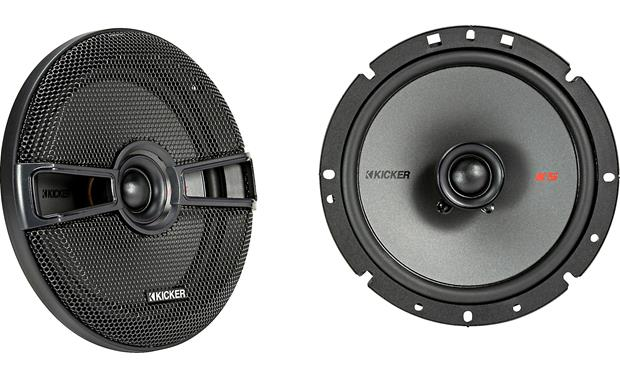 Kicker 44KSC6704 If you're looking for a smooth sound, Kicker's KS Series delivers.