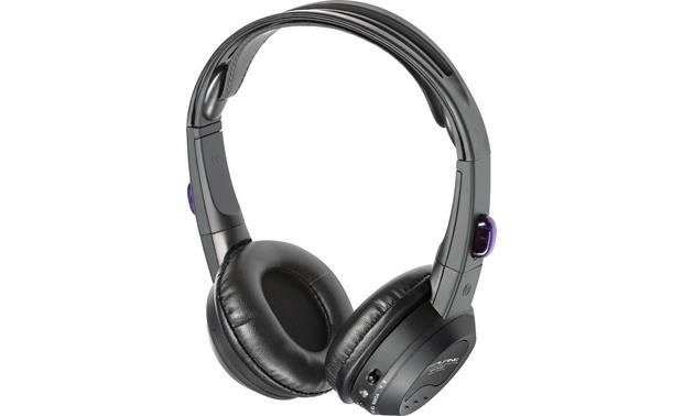 Alpine SHS-N207 These comfortable headphones feature auto shut-off mode to ensure a longer battery life.