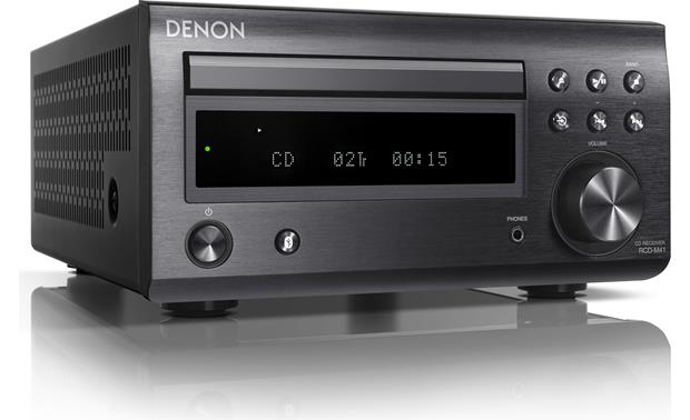 Denon D-M41 Angled front view