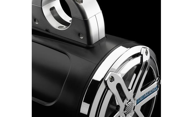 JL Audio MX770-ETXv3-SG-CK Chrome grilles and clamps