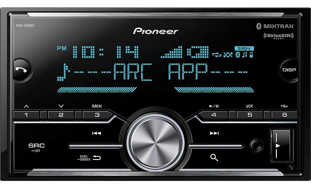 Pioneer mvh s600bs digital media receiver does not play cds at pioneer mvh s600bs digital media receiver solutioingenieria Image collections
