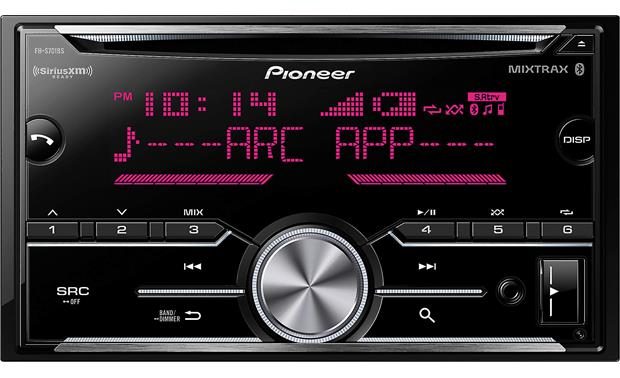 Pioneer FH-S701BS Other