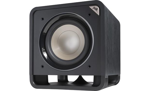 Polk Audio HTS 10 Shown with grille removed