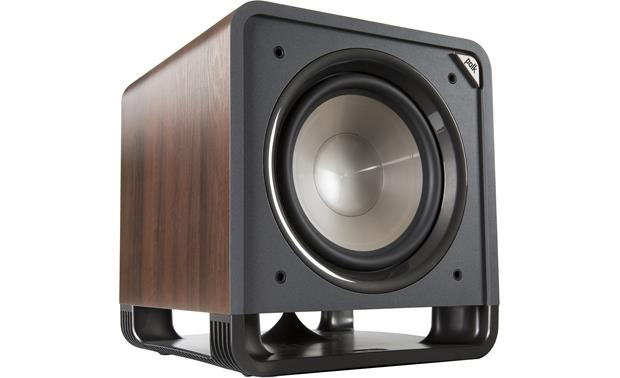 Polk Audio HTS 12 Angled view with grille removed