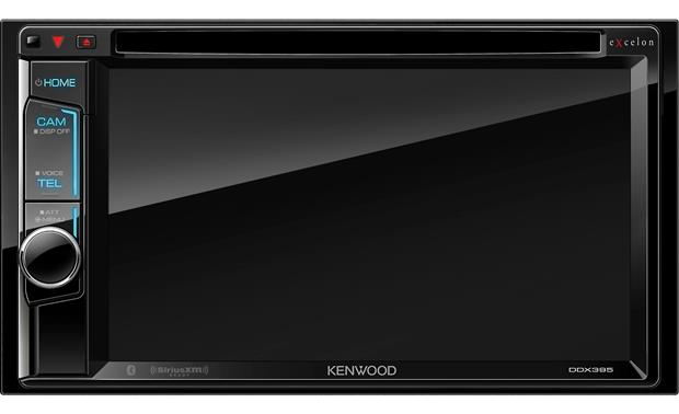 Kenwood Excelon DDX395 Other