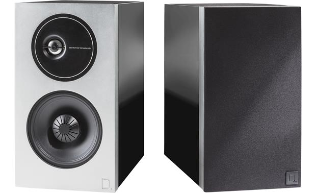 Definitive Technology Demand Series D9 The left speaker is shown with the grille removed