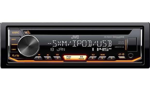 JVC KD-R690S Other