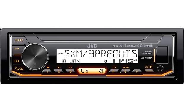 JVC KD-X35MBS Other