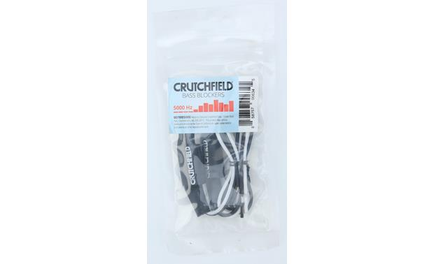 Crutchfield Bass Blockers Other