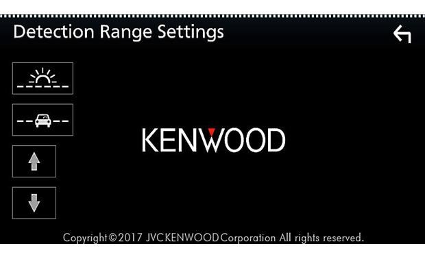 Kenwood DRV-N520 Drive Recorder Other