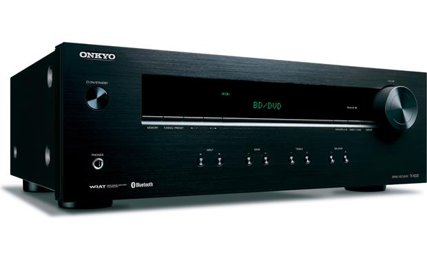 Onkyo TX-8220 Angled front view