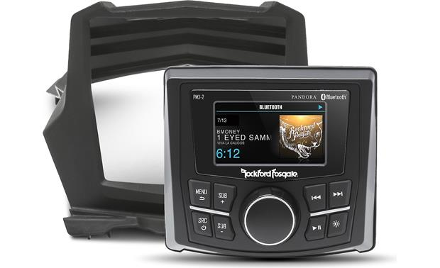 Rockford Fosgate X3-STAGE1 Front