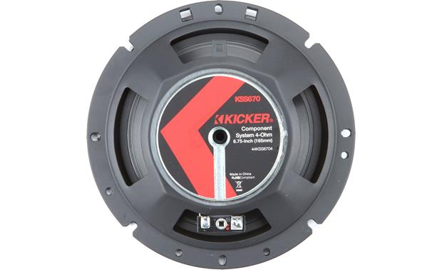 Kicker 44KSS6704 Back