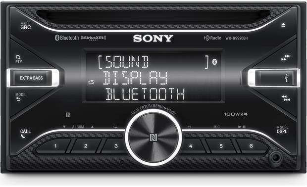 Sony WX-GS920BH Other