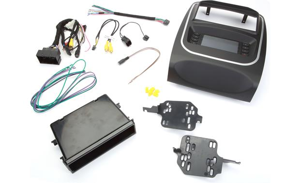 Metra 99-6537B Dash and Wiring Kit Front