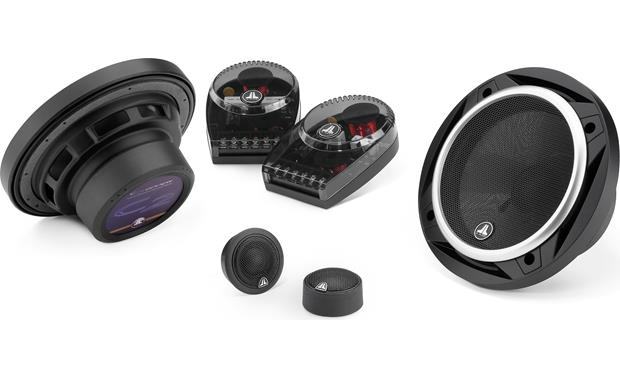 JL Audio C2-600 Prepare for a sonic upgrade with these JL Audio component speakers.