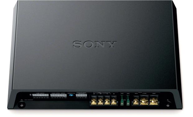 Sony XM-GS6DSP 6-channel amplifier