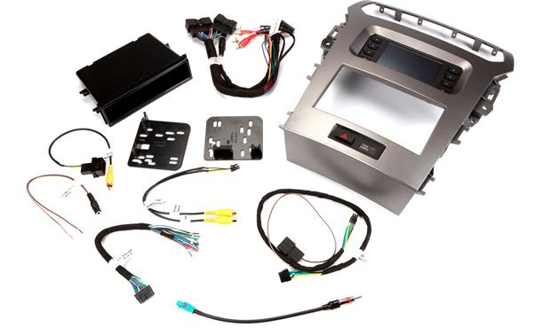 Metra 99-5847CH Dash and Wiring Kit Front