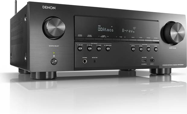 Denon AVR-S940H Angled front view