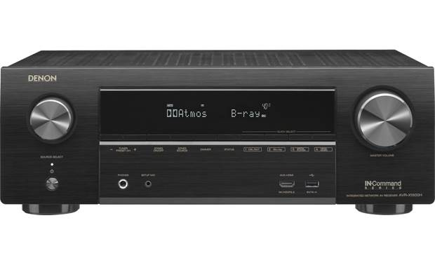 Denon IN-Command Series AVR-X1500H