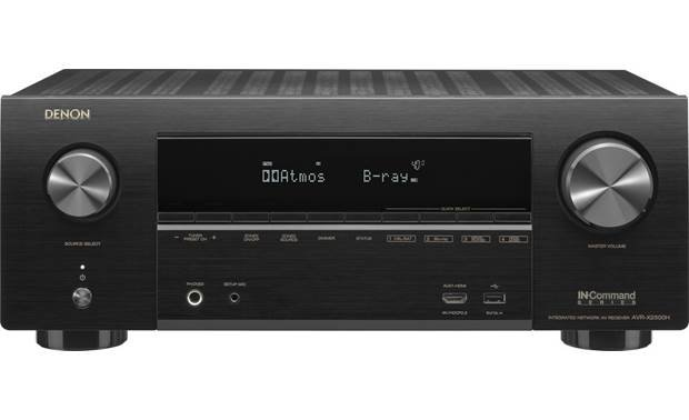 Denon IN-Command Series AVR-X2500H