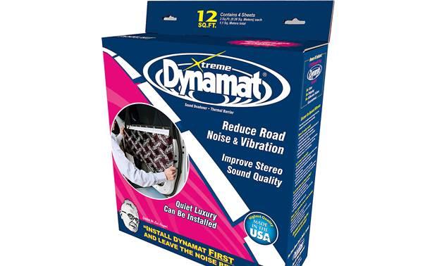 Dynamat 10435 Xtreme Door Kit