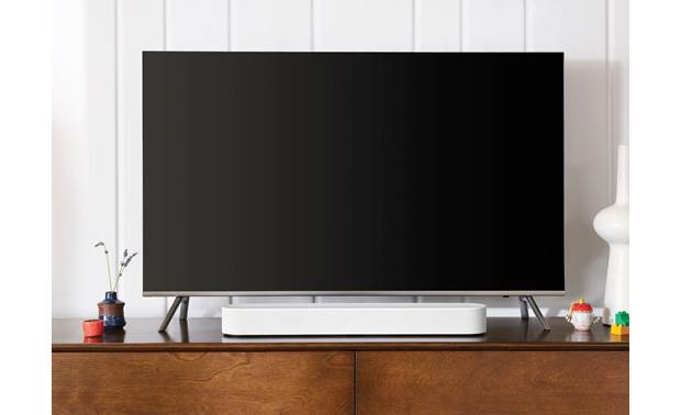 Sonos Beam White - fits under most stand-mounted TVs (TV not included)