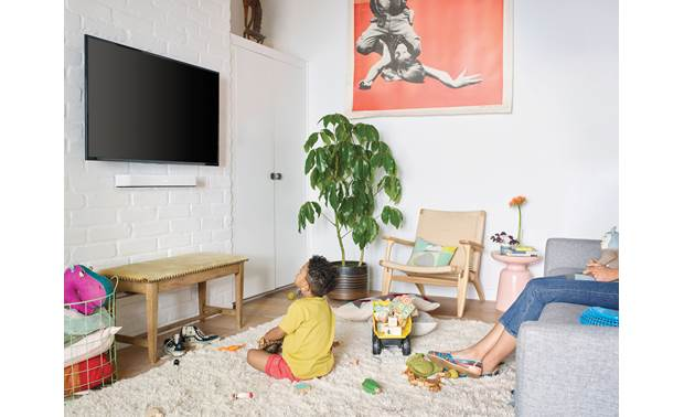 Sonos Beam White - wall-mountable (TV not included)