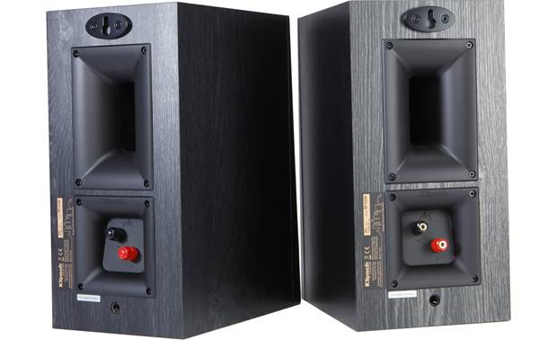 Klipsch Reference Premiere RP-500M Rear-firing Tractrix ports
