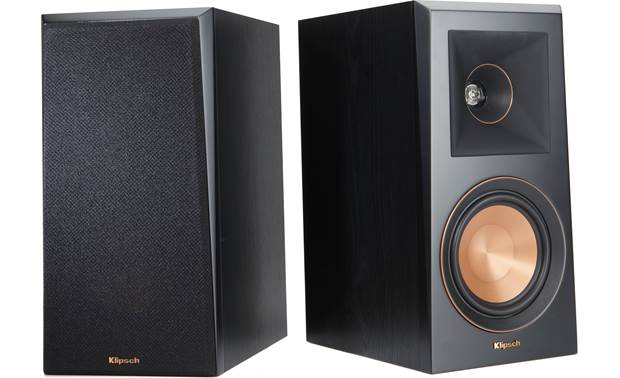 Klipsch Reference Premiere RP-500M Shown with one grille removed