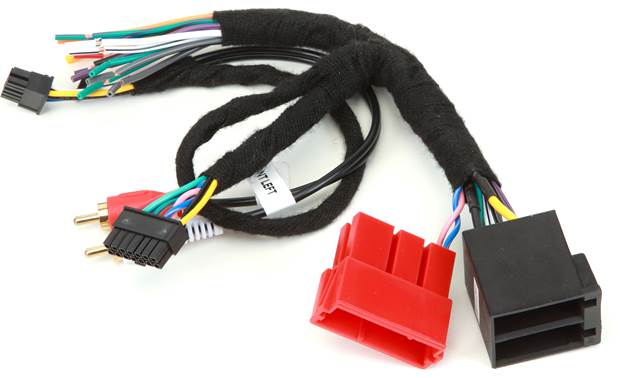 Axxess AX-PO90052 Wiring Interface Other