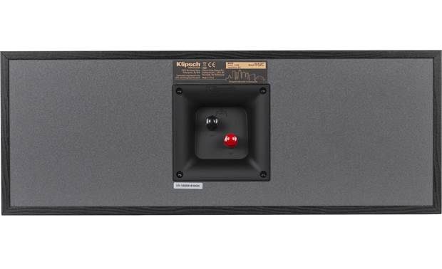 Klipsch Reference R-52C Back