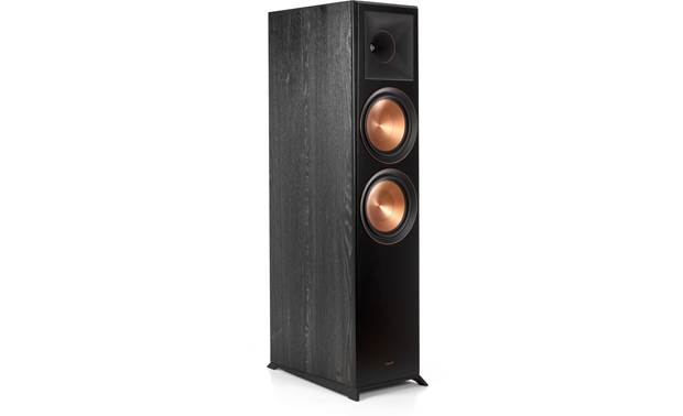 Klipsch Reference Premiere RP-8000F Angled view with grille removed