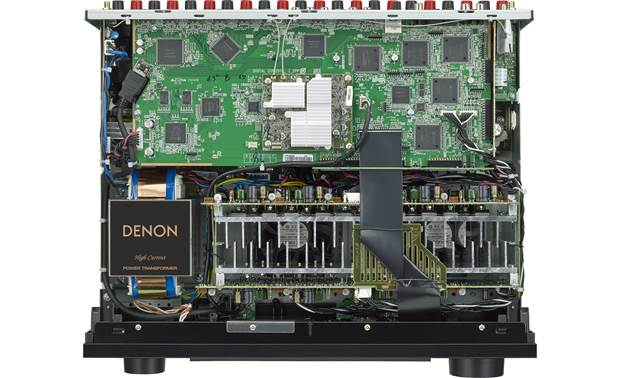 Denon AVR-X4500H Internal view