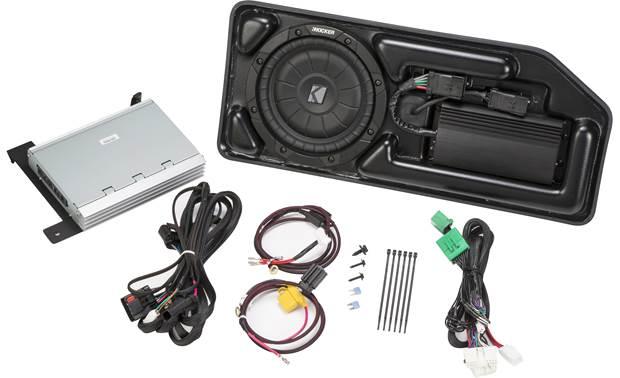 Kicker VSS PowerStage PCOCRE15 factory system upgrade