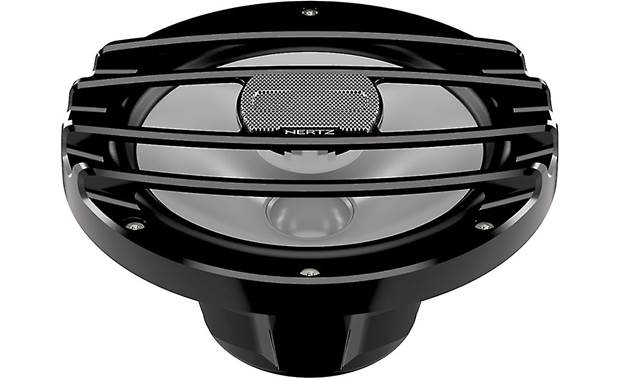 Hertz HMX 8 S-LD Rugged grilles made for the outdoors