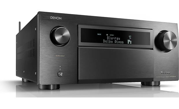 Denon AVR-X8500H Angled front view