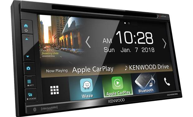 Kenwood Excelon DDX6905S Other