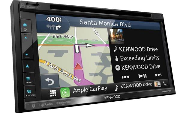 Kenwood DNX575S Other