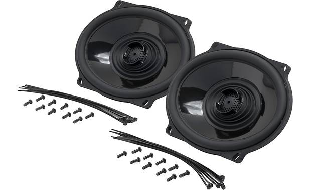 Rockford Fosgate HD14CVO-STAGE3 factory-style Harley-Davidson connectors