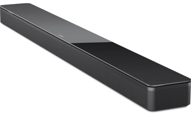 Bose® Soundbar 700 Sleek, tempered glass top