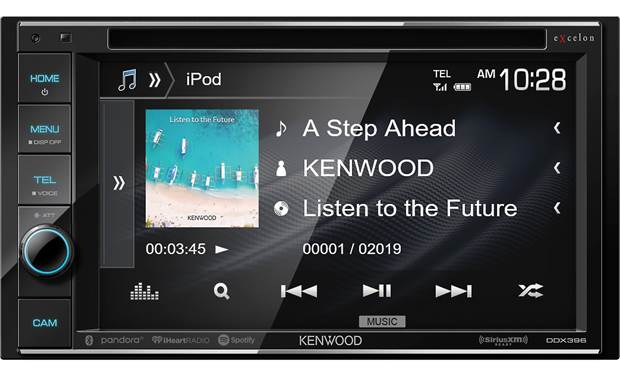 Kenwood Excelon DDX396 Other