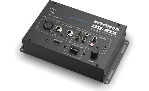 AudioControl DM-RTA signal analyzer