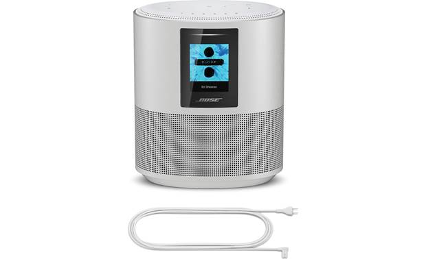 Bose® Home Speaker 500 Luxe Silver - with included AC power cord