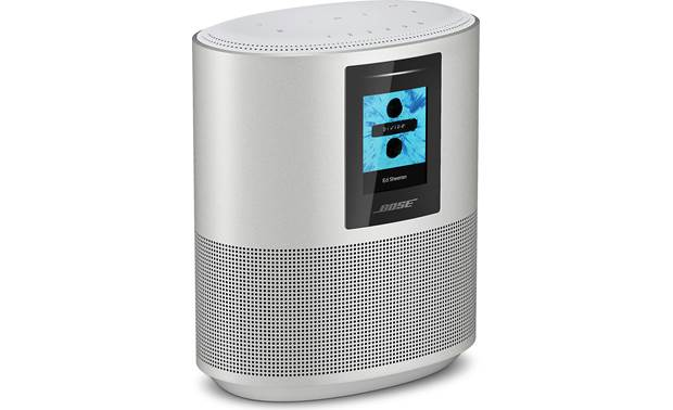 Bose® Home Speaker 500 Luxe Silver - left front