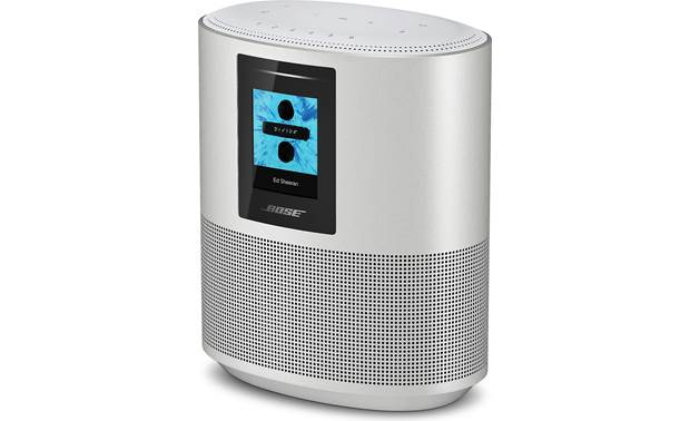 Bose® Home Speaker 500 Luxe Silver - right front