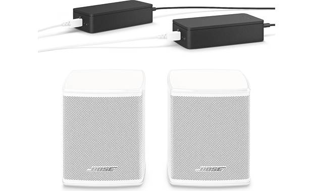 Bose Surround Speakers Wireless receiver modules mean there is no need to run speaker wire across your room