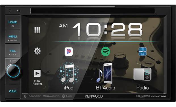 Kenwood DDX376BT
