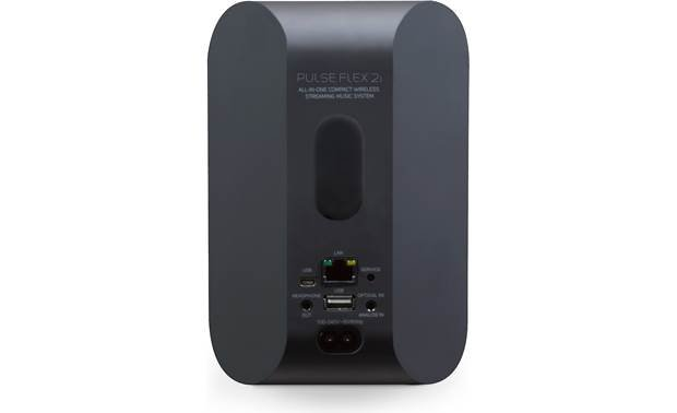 Bluesound Pulse Flex 2i Black - back